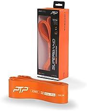 PTP SuperBand Muscle Up Resistance Band, Orange, Ultimate