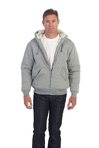 Zip Sweatshirt Jacket - 2