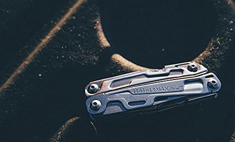 Leatherman, navaja multifunción grande, gris, LTG832129: Amazon.es: Bricolaje y herramientas
