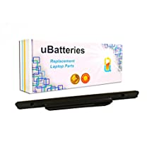 UBatteries Laptop Battery Toshiba Tecra R950 - 6 Cell, 4400mAh