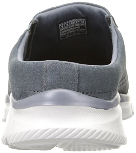 Hombre Skechers Coast To Para Equalizer Charcoal Zapatillas WqB1xXnq