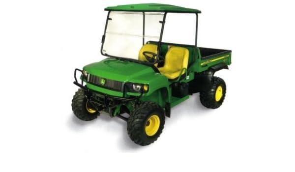 754893045986d Amazon.com   Ternyda Accessories Corp Hard Top Canopy Fits John Deere 6x4    4x2 Gators   Garden   Outdoor