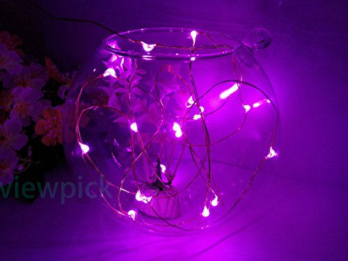 Pink Led Fairy Lights - 5