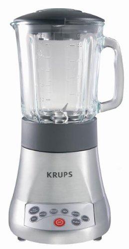 KRUPS KB710 Die Cast Blender, silver