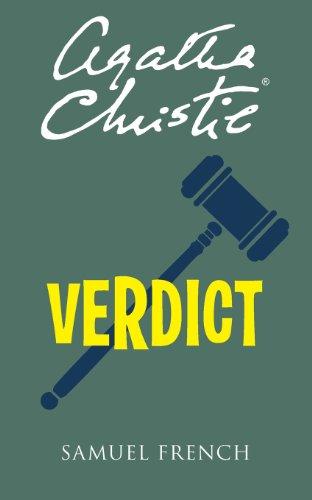 book cover of Verdict