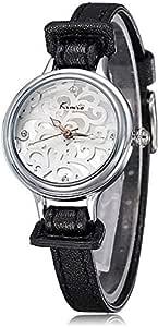 Women Black wristwatches-kw215