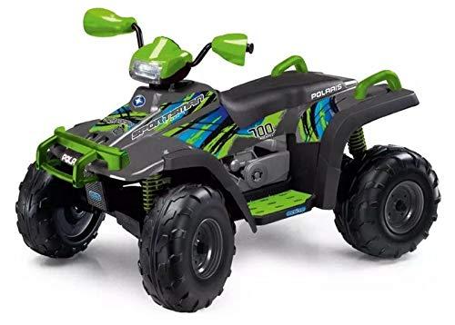 Polaris Sportman 700 Twin, Peg-Pérego, Lime