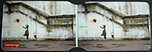 Banksy There is always hope Oyster Card Holder by Banksy style There is always hope