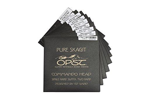 OPST Pure Skagit Commando Head, 275 Grain/17.8 G/13.5'/4.1 M
