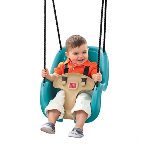 Step2 Infant To Toddler Swing Seat, Turquoise (Renewed)