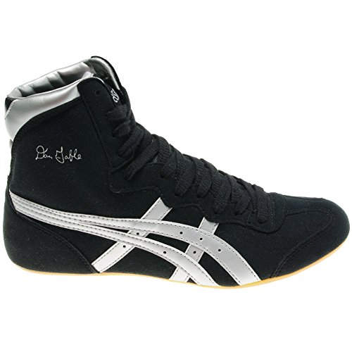 Asics - Gable Classic - JY202 - Baskets Homme - Black/Silver