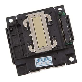 SHEAWA - Cabezal de impresión para Epson L300 L301 L303 L351 ...