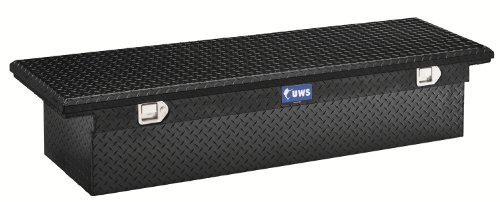 UWS TBS60LPBLK Crossover Series Single Lid Low Profile Tool Box