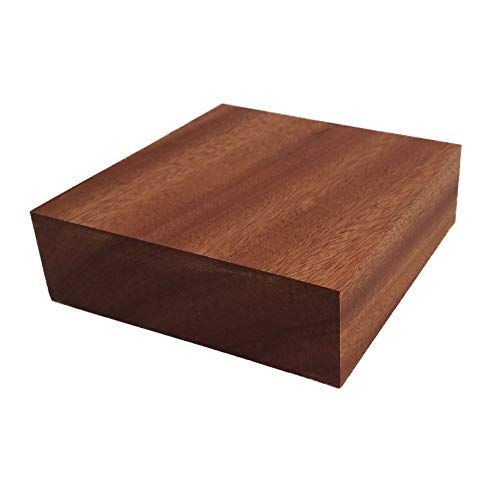 - Mahogany Lumber Bowl Blanks (1pc) (2