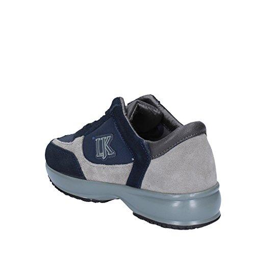 Lumberjack Sneakers Niño 33 EU Azul Gamuza Textil Cuero
