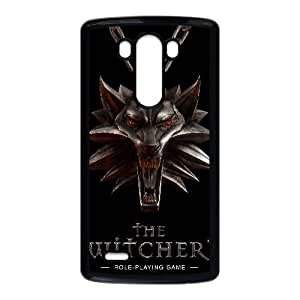 Protection Cover Ctzrc LG G3 Cell Phone Case Black the witcher game Protection Cover