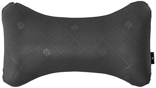 Eagle Creek Exhale Lumbar Pillow, Ebony