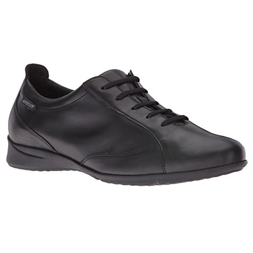 Black Shoes Womens Valentina Leather Mephisto wU4CqBn