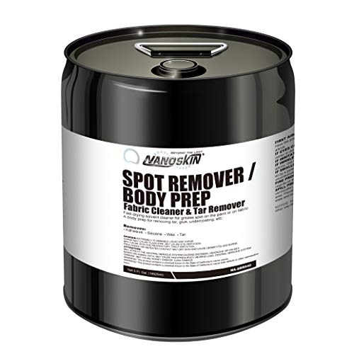 Nanoskin SPOT REMOVER/BODY PREP [NA-SRR640], 5 Gallons