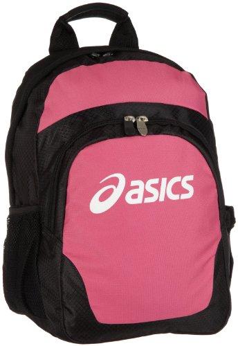 ASICS Unisex Adult Huddle Small Backpack,Watermelon-Black,One Size