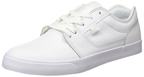 Dc Tonik Unisexe Chaussures De Sport Pour Adultes Blanc (vierge / Angora)