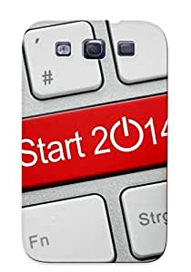 [oFliEjx456gyJVV] - New The Start Button Protective Galaxy S3 Classic Hardshell Case