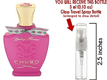 Amazon creed spring flower glass mini travel spray for women creed spring flower glass mini travel spray for women 3ml mightylinksfo