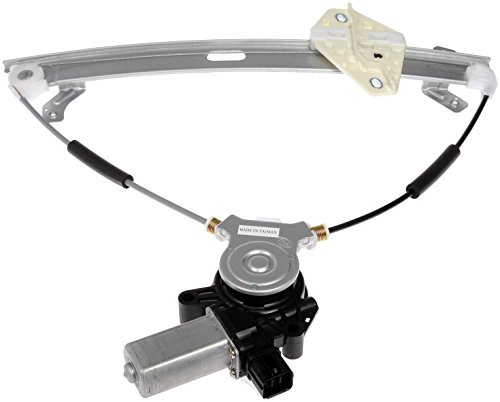 Dorman 741-304 Front Driver Side Power Window Regulator and Motor Assembly for Select Honda Models (Honda Accord Coupe 2005)