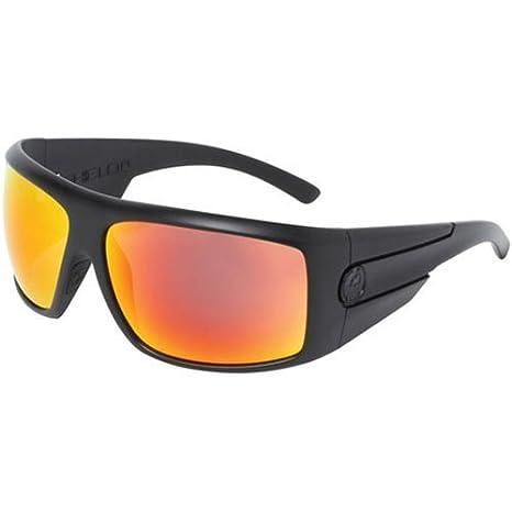 Amazon.com: Dragon anteojos de sol Shield Gran Fit Eyewear ...