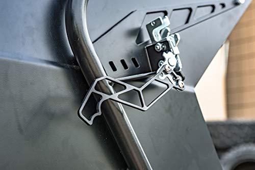Can Am Maverick X3 Black Door Handle Kit by UTV INC 4335-UTVINC
