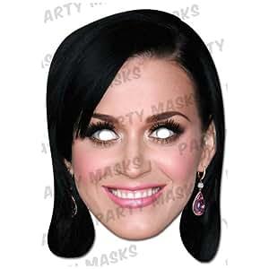 Katy Perry mask (máscara/ careta)