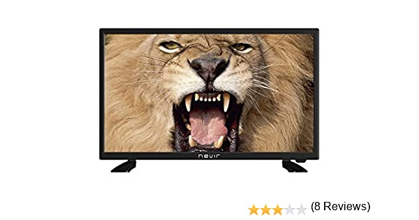 TV Direct-LED 24´´ NEVIR NVR-7418-24HD-N: Nevir: Amazon.es ...