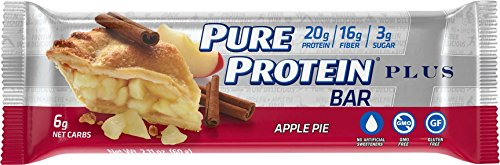 Pure Protein® PLUS Apple Pie, 60 gram, 6 count