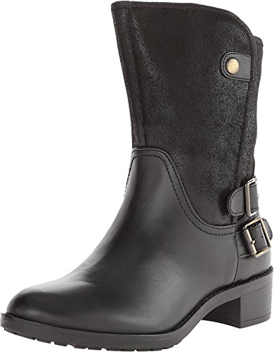 Naturalizer Women's Metro Black Smooth/Microfiber Boot 10...