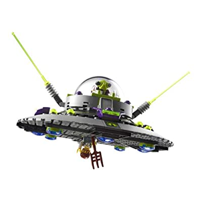 LEGO Space UFO Abduction 7052: Toys & Games