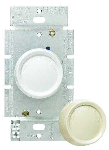 (Lutron FSQ-2FH-DK Electronics Rotary On/Off Fan-Speed Control)