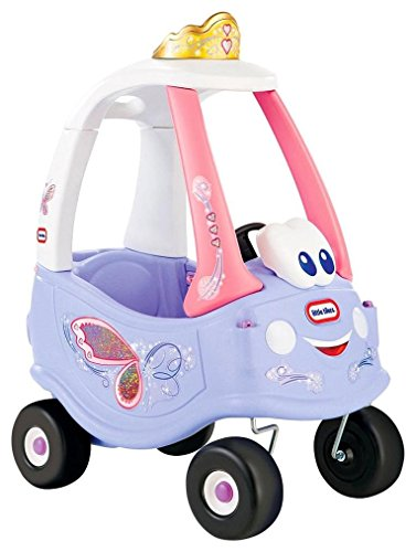 Not Coupe (Little Tikes Fairy Cozy Coupe)