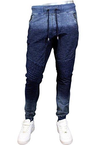 Jordan Craig Skinny Indingo Fleece Jogger- Vintage