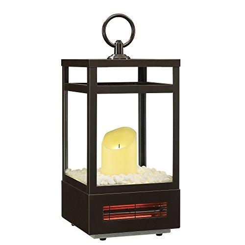 Duraflame - Lantern Infrared Heater - Bronze Duraflame Infrared