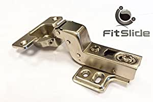 how to fit wickes soft close hinges
