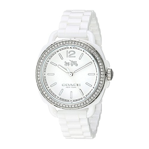 White Premier Dial (COACH Women's Tatum - 14502601 White One Size)