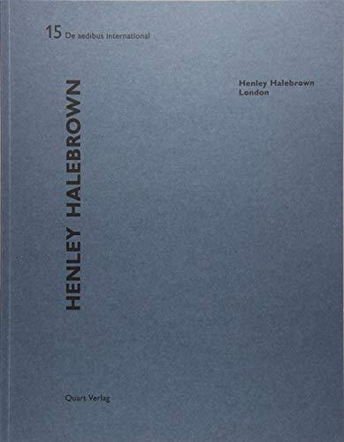 Henley Halebrown: De aedibus international (English and German Edition)