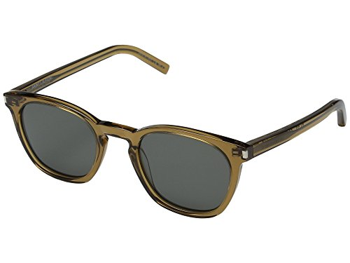 yves-saint-laurent-sl28-005-opale-shiny-smoke-sunglasses