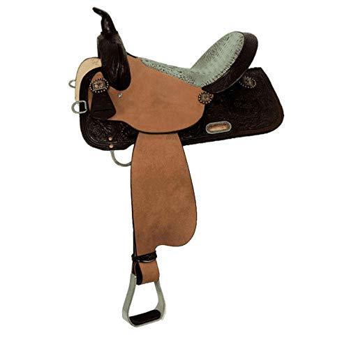 Circle Y High Horse Runaway Barrel Saddle