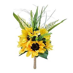 DALAMODA #5 Sunflower Bouquet 7