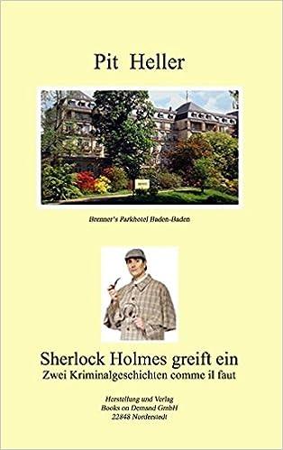 Sherlock Holmes greift ein (German Edition)