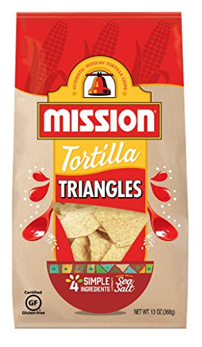 - Mission Triangles Tortilla Chips, 13 oz.