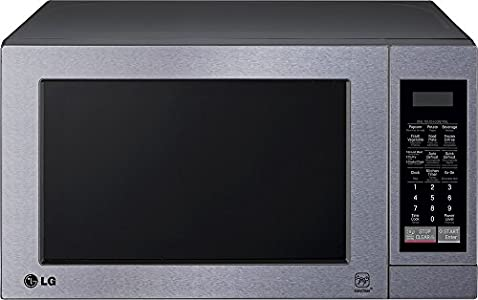 LG LCS0712ST : Compact microwave