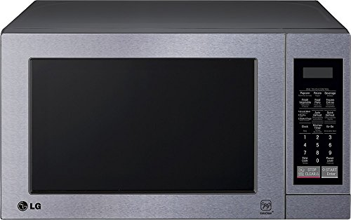 LG LCS0712ST Compact Microwave Stainless Steel