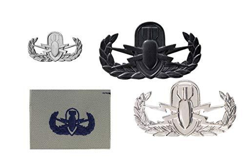 Explosive Ordnance Disposal EOD Badge ABU Bundle (BASIC)